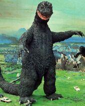 Godzilla Jirass