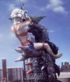 Garan vs. Ultraman Ace 3