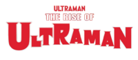 The Rise of Ultraman Logo