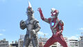 Windam & Ultraman Z Beta Smash