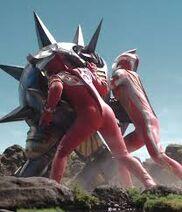 Ultraman Mebius & Leo vs. Alien Reflect 3