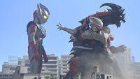 Ultraman Taiga, Titas & Hellberus
