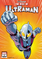 The Rise of Ultraman Issue 1 Cover