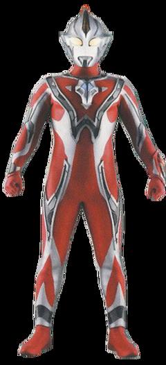 Ultraman Mebius Infinity