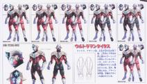 Ultraman Titas Concept Art 2