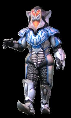 Armored Mefilas Surai