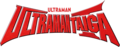Ultraman Taiga Logo English