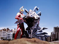 Ultraman Max vs. Metacisus