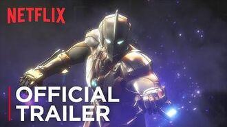 Ultraman Official Trailer HD Netflix