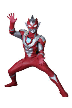 Ultraman Z Beta Smash