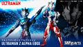SHFA Ultraman Z Alpha Edge 10