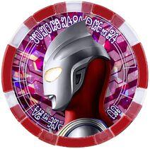 Ultraman Tiga Medal