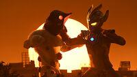 Alien Nackle vs. Taiga