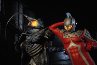 Markind vs. Ultraseven X