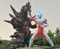 Ginga vs. Thunder Darambia