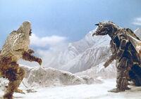 Gigas vs. Dorako 2