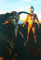 Ultraman Jack vs. King Maimai
