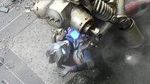 Ultraman Z vs. King Joe