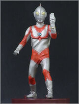 X-Plus Ultraman Jack Shonen Rick Limited Version