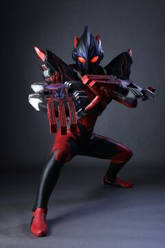 Ultraman X Darkness