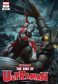 The Rise of Ultraman Issue 1 Cover 2