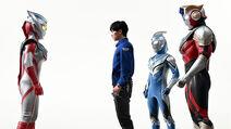 Tri-Squad & Hiroyuki