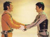 Hayata & Dan