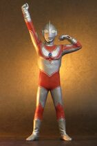X-Plus Ultraman Jack Rise Pose Version
