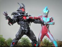 Ginga vs. Dark Lugiel