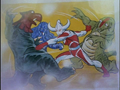 Ultraman Ken vs. Gokinezula, Dangar & Zagoras