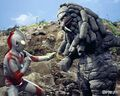 Ultraman Jack vs. Dangar