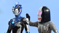 Ultraman Blu & Dada