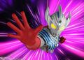 SHFA Ultraman Taiga 8