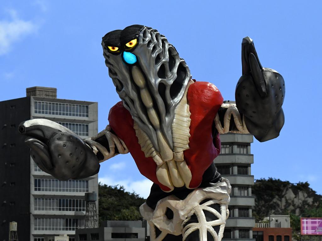 Ultraman Belial Vs Ultraman Zero Alien Godora | Tsubura...