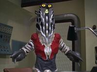 Alien Godora 1967