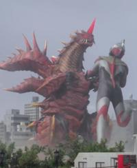 Maga-Orochi vs. Orb