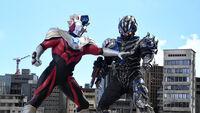 Ultraman Titas vs. Alien Gapiya