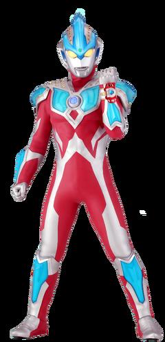 Ultraman Ginga Storium 2