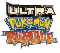 Logo Ultra Pokémon Rumble