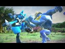 Pokémon Battle Turn