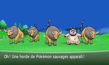 Hordas Pokémon