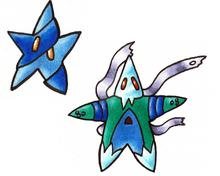 Frozen starfish by diamond creations-d9slhwb