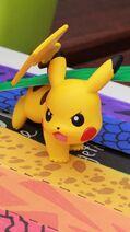 Pikachu y la pandilla