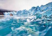 Glaciar Kustem