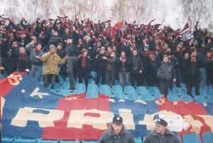 ЦСКА дома 90е