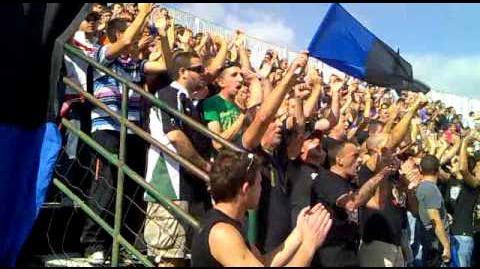 LATINA - Avellino 2-1..CURVA NORD!