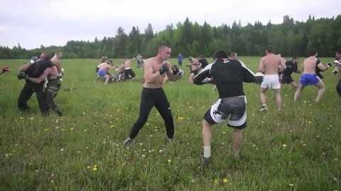 Ярославка vs Банда Шведа (www.fanstyle