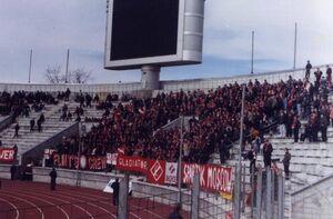 Spartak in petersburg 1996