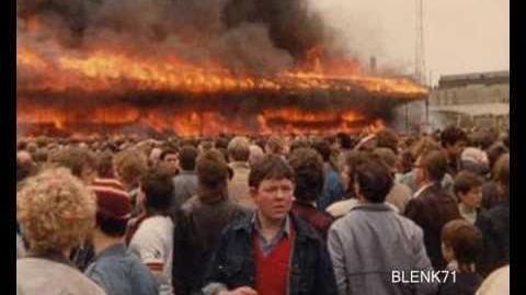 Bradford City FC Fire Original Radio Commentary(HQ)