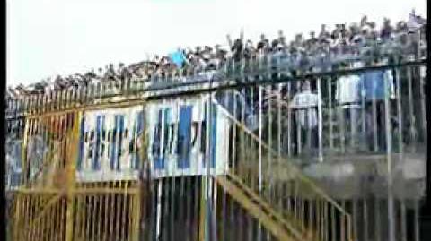 Akragas Licata 2005 Omaggio alla Curva Sud